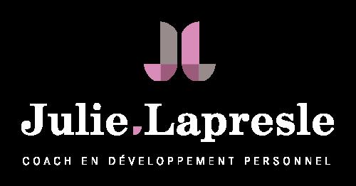 Julie Lapresle – Coach en développement personnel Logo