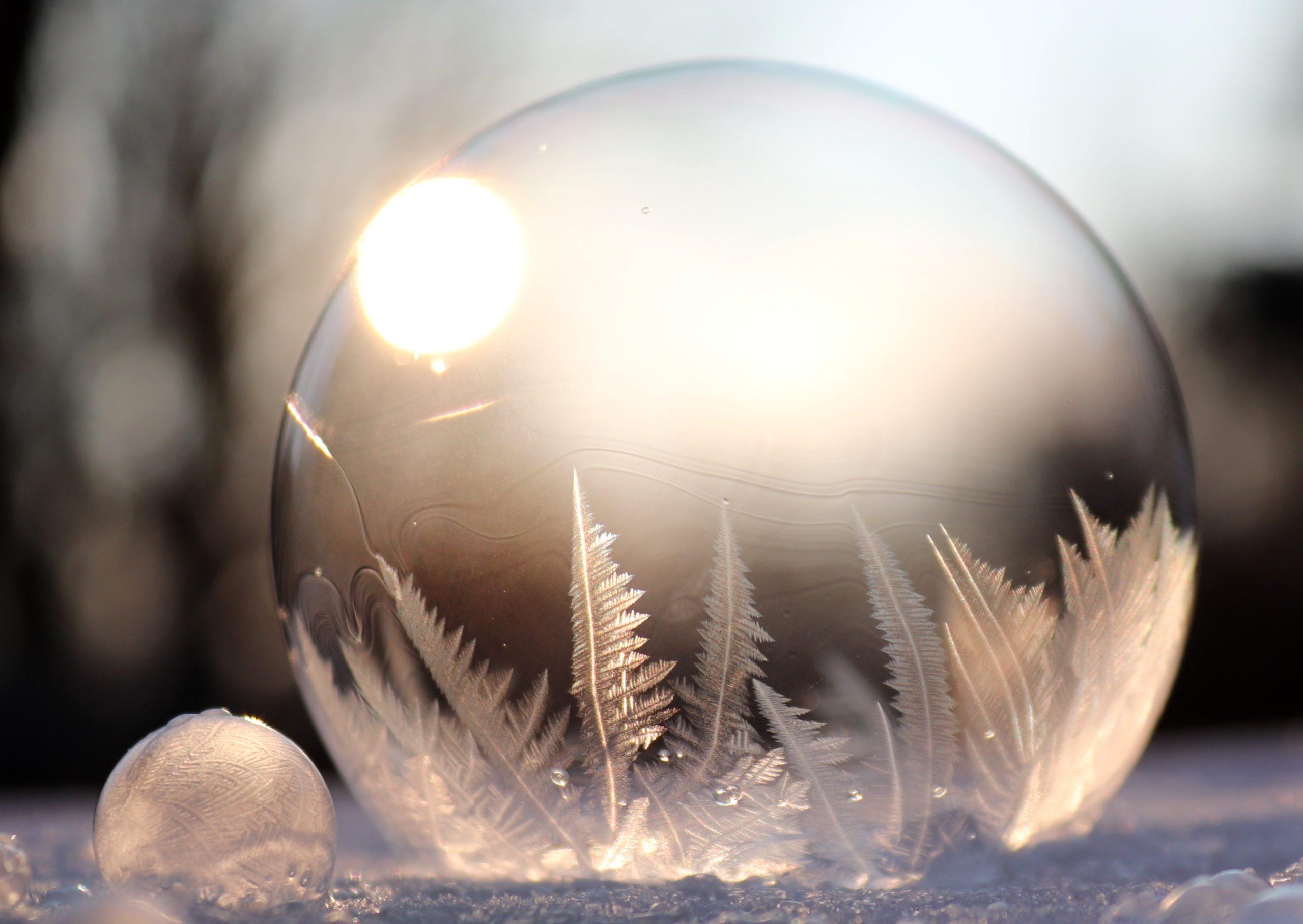 boule neige